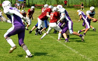 American Football in der Rhön