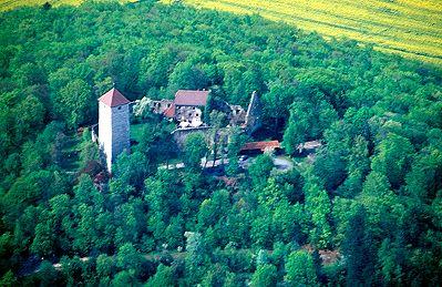 Die Lichtenburg bei Ostheim – Mittelpunkt des Amtes Lichtenberg