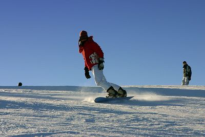 Wintersport - Snowboarding